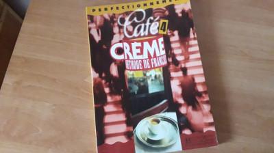 Café crème - Manual de limba franceza vol 3 si 4 foto