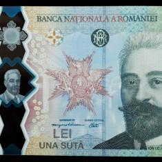 100 lei 2019 Desavarsirea Marii Uniri Ion I.C Bratianu bancnota Romania banknote
