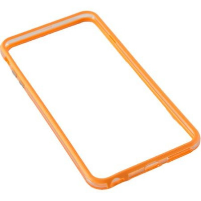 Bumper silicon Serioux pentru iPhone 6 Plus diferite culori foto