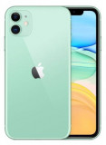 Telefon Mobil Apple iPhone 11, LCD IPS Multi‑Touch 6.1inch, 64GB Flash, Camera Duala 12MP, Wi-Fi, 4G, iOS (Verde), Smartphone