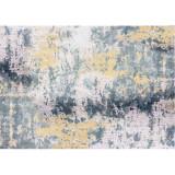 Covor 80x200 cm, gri galben, MARION TIP 1