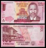 = MALAWI - 100 KWACHA - 2017 - UNC =