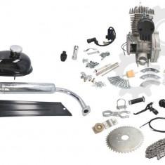 Kit Motor pe benzina complet 80cc pentru adaptat la diverse proiecte ( Bicicleta, Atv, Trike, Etc)