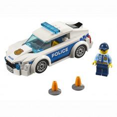 LEGOA® City Police - Masina de politie pentru patrulare 60239