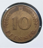 Germania 10 Pfennig 1949 G