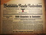 Ziar German, 28 August 1937, provincia Westfalia Minden