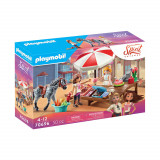 Playmobil Spirit - Stand cu prajituri in Miradero