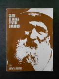 STEFAN GEORGESCU GORJAN - AMINTIRI DESPRE BRANCUSI (1988)