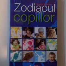 ZODIACUL COPIILOR de CRISTINA MALACARNE , 2009