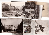 Cluj Napoca - Lot 8 carti postale circulate in anii 1960