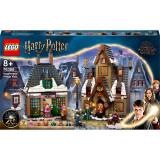 LEGO Harry Potter 76388 Hogsmeade Village Set 851 piese