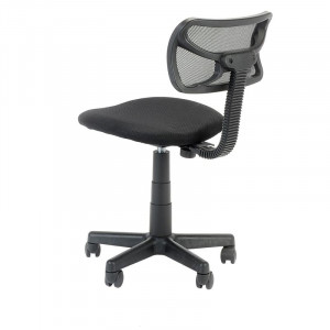 Scaun de birou Grunberg QZT904, negru