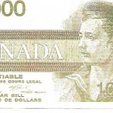 CANADA , TORONTO  = FANTASY NOTE  = 1.000.000 DOLARI  2007 - UNC / CEA DIN SCAN