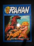 RAHAN - PATRU PICIOARE (Colectia Adevarul, Nr. 18, benzi desenate)