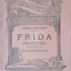 Frida povestire