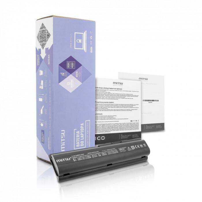 Baterie Laptop - Clasa A - HP Pavilion DV6-1140EW ,6600 mAh (71 Wh) ,9 cell Li-Ion ,10.8 V