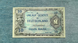 10 Mark 1944 Germania / Ocupatie militara aliata / marci