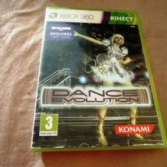 Joc Kinect Dance Revolution, XBOX360, original, alte sute de jocuri!, Sporturi, 3+, Multiplayer