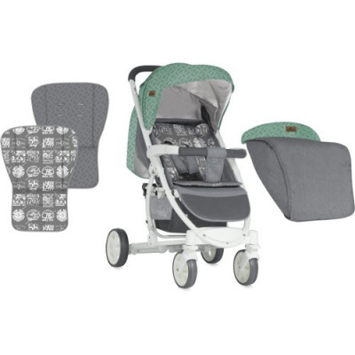 Carucior 2 in 1 S300 2018 Green & Grey foto