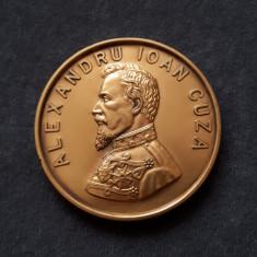 Medalie Al. I. Cuza - Senatul României