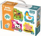 PUZZLE TREFL BABY CLASIC ANIMALE LA FERMA