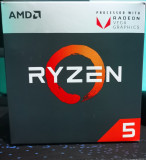 Processor Amd Ryzen 5 2400G