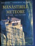 Manastirile meteore- Suzanne Choulia,Jenny Albani