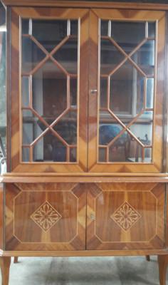 Mobila sufragerie din lemn masiv foto