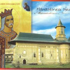 Carte postala CP NT039  - Manastirea Neamt - necirculata, Printata