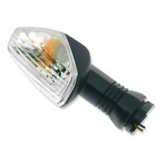 Lampa semnalizare moto fata spate, stanga dreapta (culoare alba) KAWASAKI KLE, Z, ZX-10R, ZX-6R 600-1000 dupa 2008