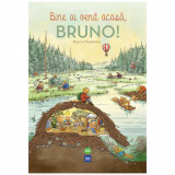Bine ai venit acasa, Bruno!, Magnus Weightman