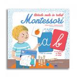 Literele mele in relief Montessori, Didactica Publishing House