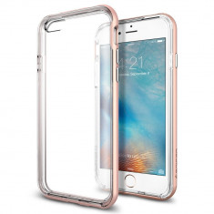 Husa Spigen Neo Hybrid EX CC iPhone 6S 6 pink (Rose Gold)