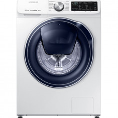 Masina de spalat rufe WW80M644OPW/LE, Quick Drive, AddWash, Eco Bubble, Motor Digital Inverter, Smart Control, 8kg, 1400 rpm, Clasa A+++, Alb