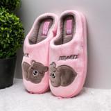 Papuci de casa roz deschis Mashia-rl