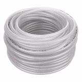Furtun ranforsat pentru gradinarit, 6.3 x 11 mm, 100 m, 3 straturi PVC, General