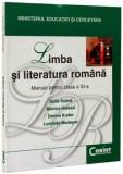 Limba si literatura romana. Manual pentru clasa a XI-a/Sofia Dobra, Monica Halaszi, Dorina Kudor, Luminita Medesan, Corint