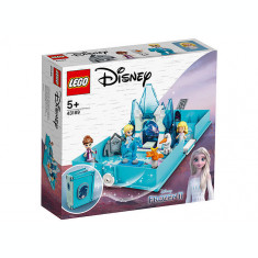 LEGO Disney Princess - Carte de povesti Elsa si Nokk 43189