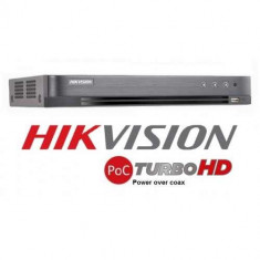 Videorecorder Dvr TurboHD 3MP 4K 16/1Ch Video/Audio Hikvision new