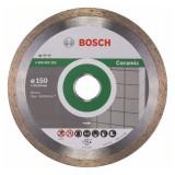 Disc diamantat Bosch, 150 mm