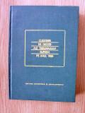 CULEGERE DE DECIZII ALE TRIBUNALULUI SUPREM PE ANUL 1985/ cartonata