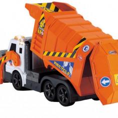 Masina de gunoi cu lumini si sunete Dickie Toys 46 cm
