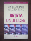 Ken Blanchard - Rețeta unui lider