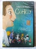CIRQUE DU SOLEIL - CORTEO. DVD original, cu holograma, nou, in tipla