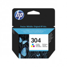 Cartus HP INC. N9K05AE#UUS 304 Ink Cartridge Cyan Yellow Magenta