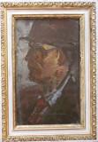 Virgiliu Parghel (1954) - Portretul pictorului Grigore C. Ursu