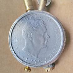 B179-Bricheta Mihai 1 de Romania monede 1941 si 1946.