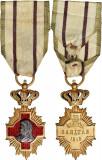Ordinul - Meritul Sanitar, Model: II - 1938, Clasa: I