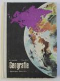GEOGRAFIE - MANUAL PENTRU CLASA a - VII - a de LETEA ION , VOICU PAVEL