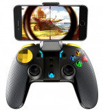 Gamepad wireless, Ipega, Android, iOS, Windows, TURBO, suport telescopic, Controller